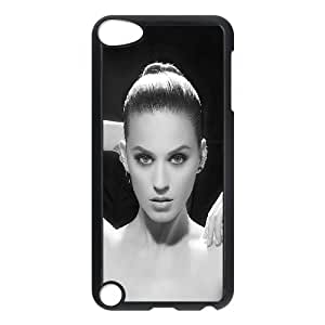 J-LV-F Customized Print Katy Perry Pattern Hard Case for iPod Touch 5