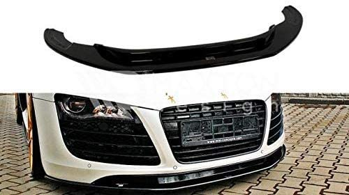 Front Splitter//Spoiler compatible with Audi R8 MK1
