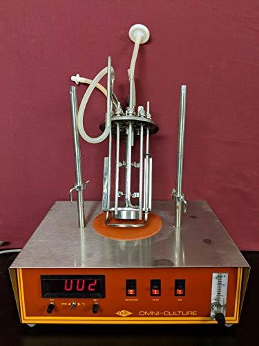 labtechsales Virtis Omni-Culture Digital Bench-Top Fermenter Module 236083 with Impeller ()