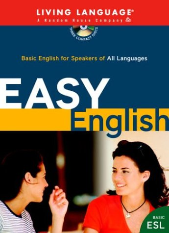 Easy English, 1st (ESL) by Brand: Living Language