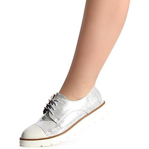 Chaussures Chaussures Topschuhe24 Mocassins Argent Femmes Topschuhe24 Topschuhe24 Mocassins Argent Femmes Femmes Argent Chaussures Topschuhe24 Mocassins w7qxTt