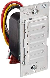 Leviton LTB60-1LZ Decora 1800W Incandescent//20A Resistive-Inductive 1HP...
