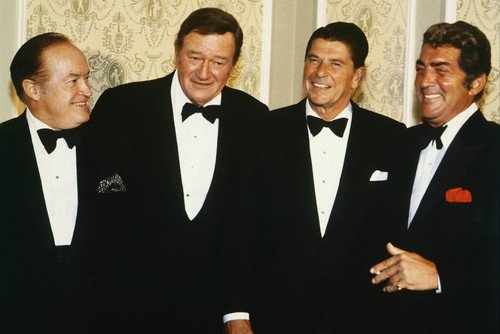 Ronald Reagan Martin legends together product image