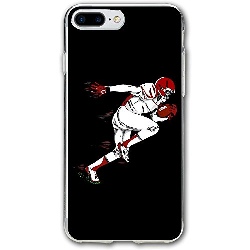 IPhone 7 Plus Case Rugby Player Scratch-Resistant Cover Skin Cover For IPhone 7 Plus 5.5 Inch