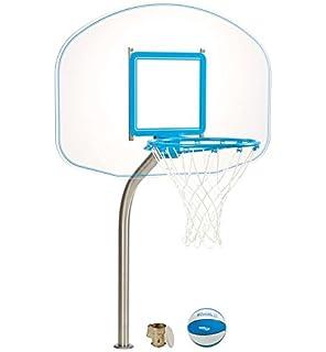 Amazon.com: S.R. Smith Swim N Dunk Juego de baloncesto de ...