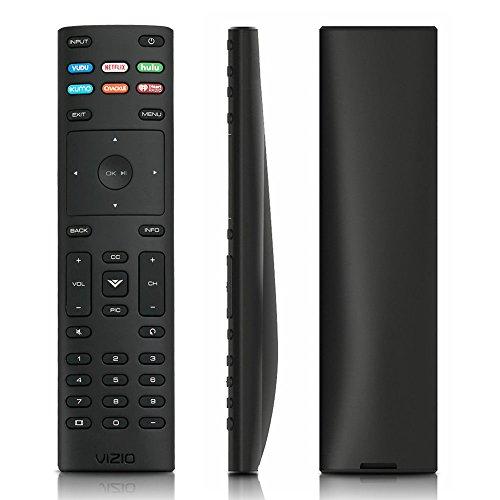 New USARMT Replaced Vizio XRT136 Remote for VIZIO TV D24F-F1 D32FF1 D43F-F1 E55U-D0 E55UD2 E55-D0 E55E1 M65-D0 M65E0 P65-E1 P75C1 P75E1 M70-E3 M75E1