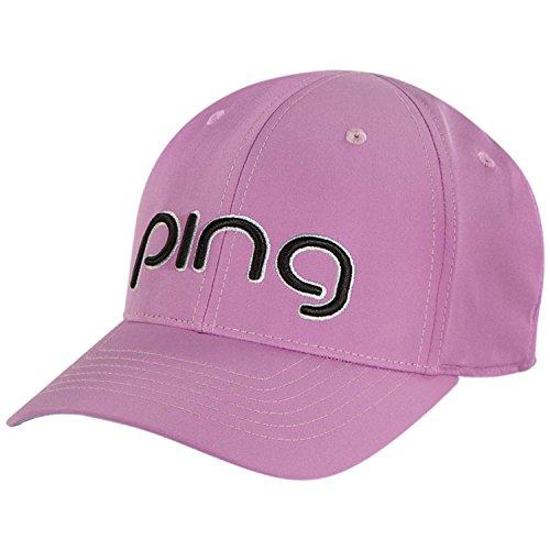 Ping HAT レディース カラー: パープル