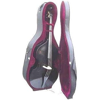 Double Bass Hard Case : merano 3 4 size black string bass with hard case bag bow 2 sets of strings music ~ Vivirlamusica.com Haus und Dekorationen