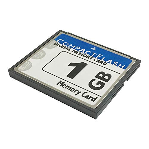 (Bodawei Original 1GB CompactFlash Memory Card High Speed (TS1GCF133) Industrial (CF 1 GB) Compact Flash Card for Canon Camera CARDs)