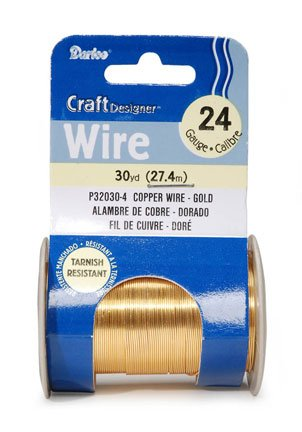082676352034 - Gold 24 Gauge Wire carousel main 0