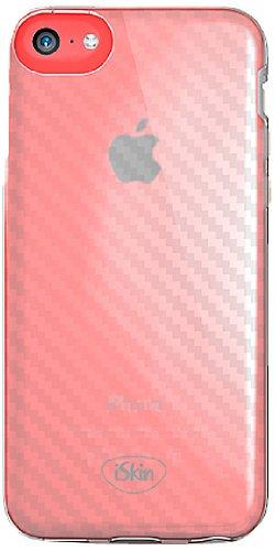 iSkin Flex Carbon Case for iPhone 5C - Retail Packaging - Black ()