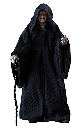 - Collectors Row Hot Toys Emperor Palpatine Episode VI: Return of The Jedi - Movie Masterpiece Series - Sixth Scale Figure