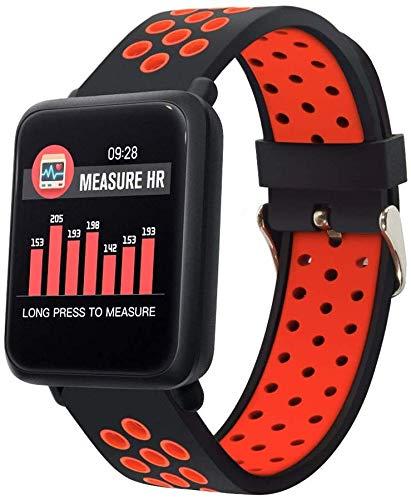 QTQZDD Smart Watch IP68 Impermeable Natación Monitor de ...