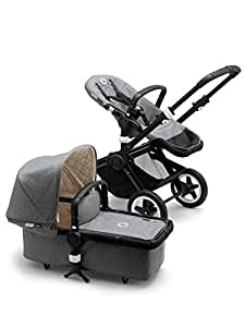 Bugaboo Buffalo Classic Collection Complete Stroller, Grey Mélange