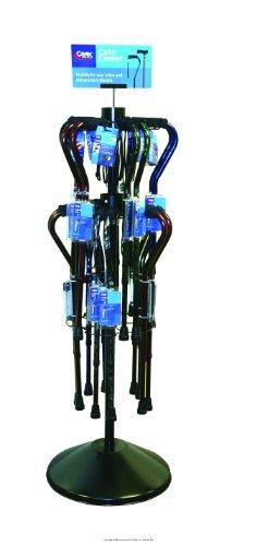 Designer Cane Spinner Rack Display, Designer Cane Spnr Rack Dsp-Sp, (1 EACH, 1 EACH)