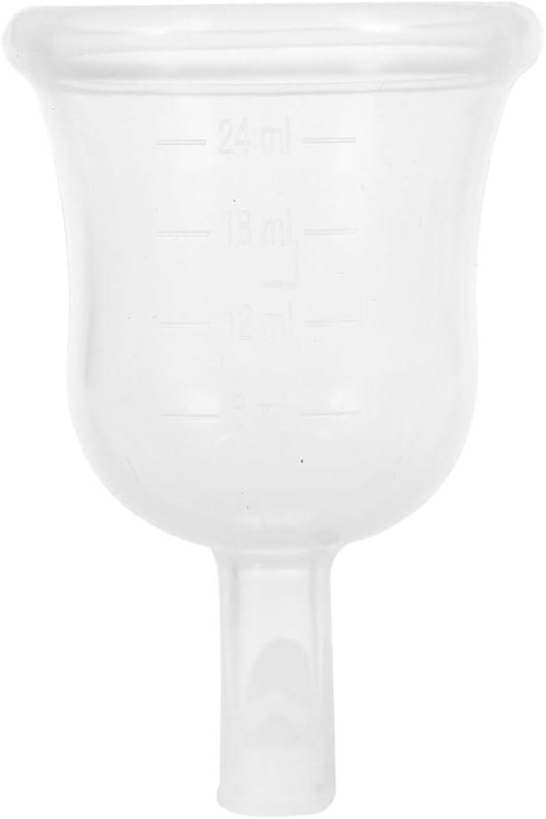 Innovadora copa menstrual reutilizable, copa menstrual de ...
