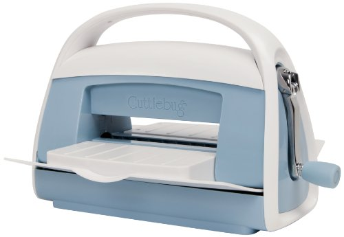 Cricut Cuttlebug Machine - Blue