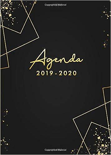 Agenda 2019-2020: Agenda settimanale 18 mesi 2019/2020 ...