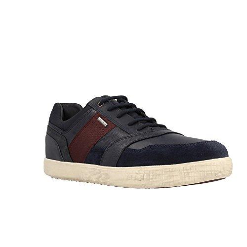 Geox Herren U Taiki B Abx Chaussure De D, Blau (marine C4002)