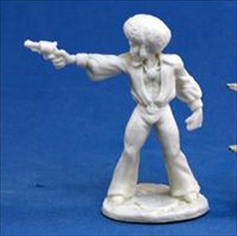 Grim Reaper miniature 80,023 Bones - Chrono Horace Action Jackson miniature