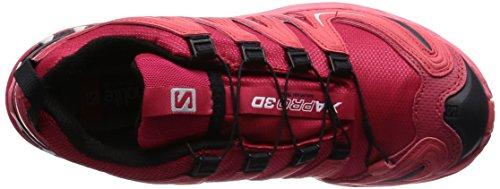 3d Pro Da Gtx E Scarpe Bassa Escursionismo Rosse Da Donne Delle Xa Salomon Trekking qE4xfdd6