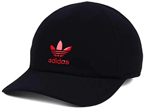 e3cac9c8b52 Image Unavailable. Image not available for. Color  adidas Men s Originals  Trefoil Weld Trainer Cap ...