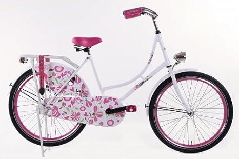 Hoop Fitse Altec Zoey Omafiets - Bicicleta para niña (24 pulgadas ...
