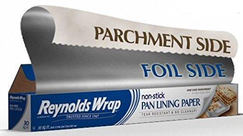 Reynolds Consumer Pan Lining Paper, 30 Sqft, Pack of 3 (Reynolds Pan Lining Paper compare prices)
