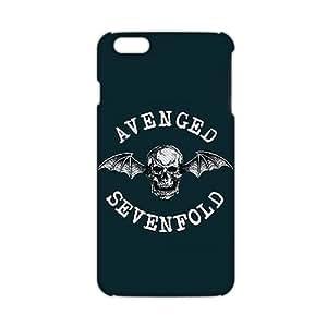 CCCM avenged sevenfold deathbat 3D Phone Case for iphone 5 5s