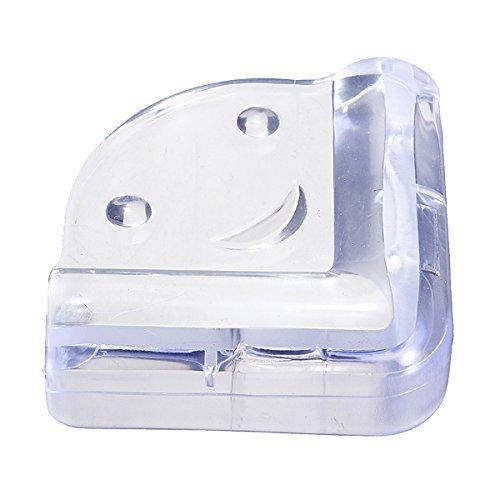 Primi 4pcs Desk Table Housse de coussin protection doux Coin Edge Protector pour bébé Kid Infant Sécurité