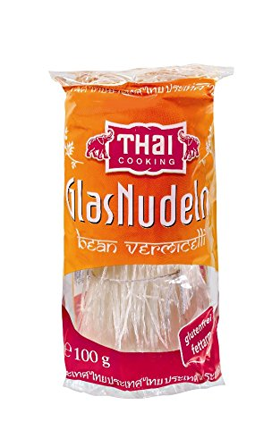 Thai Cooking Glasnudeln, 12er Pack (12 x 100 g)
