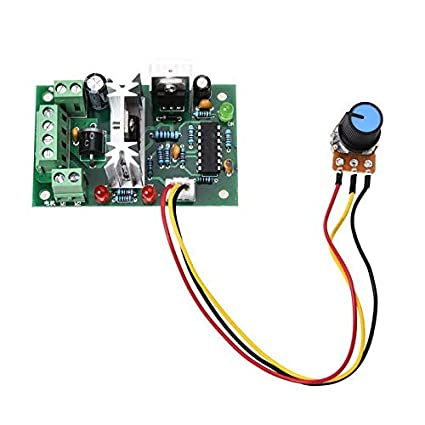 Buy Branded SLB Works New 2X(PWM DC Motor Output Speed