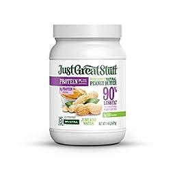 Betty Lou\'s Protein Plus Powdered Peanut Butter, 1.5 Pound