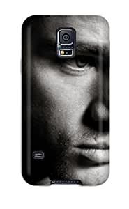 Slim Fit Tpu Protector Shock Absorbent Bumper Channing Tatum Case For Galaxy S5