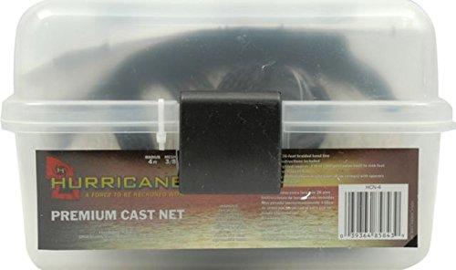 Hurricane Cast Net (4-Feet Radius)