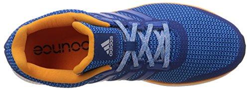 Adidas Mana Bounce Heren Met Sneakers / Schoenen Blauw
