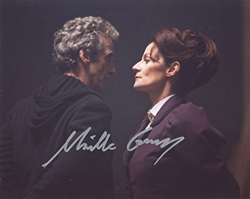 MICHELLE GOMEZ as Missy - Doctor Who GENUINE AUTOGRAPH
