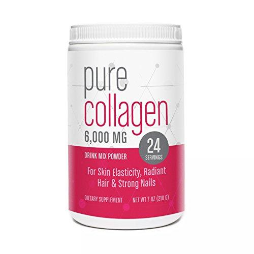 Pure Collagen 6,000 MG Drink Mix Powder (unflavored)