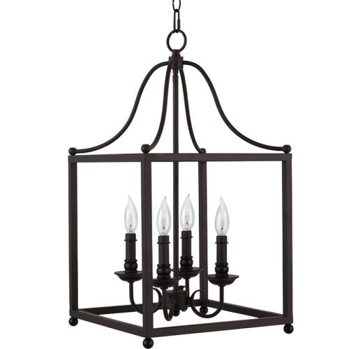 Creative Co-Op DF0064 Metal /& Glass Pendant Lamp with 3 Lights