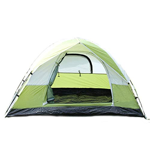 (Camping Tent Anit-UV,Rain Proof, Water Proof Suitable for Hiking, Beach, Picnic Fits 2-3)