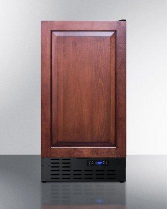 "Summit SCFF1842IFADA 18"" Upright Freezer with 2.7 cu. ft."