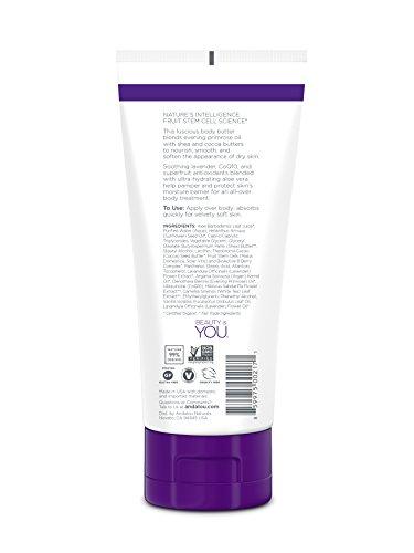 41RMkJR9eTL - Andalou Naturals Lavender Shea Firming Body Butter, 8 Ounce