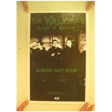 The Walkmen Poster Bows & And Arrows