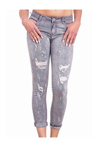 abbino Jeans Helga gris gris