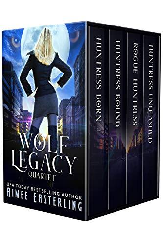 Legends Quartet (Wolf Legacy Quartet)