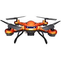 Inkach RC Quadcopter Headless Mode One Key Return Drone with 5MP HD Camera