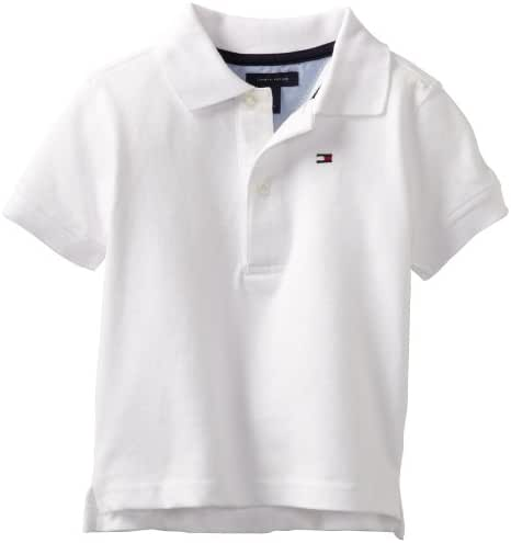 Tommy Hilfiger Boys' Short Sleeve Ivy Polo