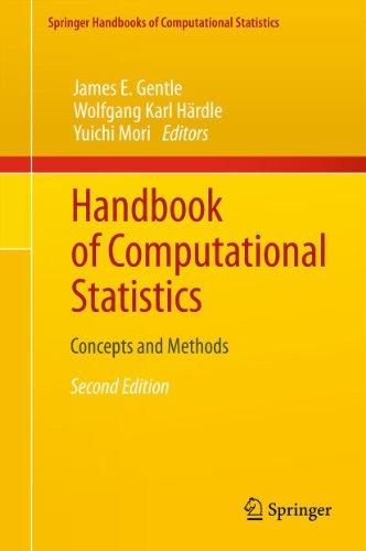 Download Handbook of Computational Statistics (Springer Handbooks of Computational Statistics) Pdf