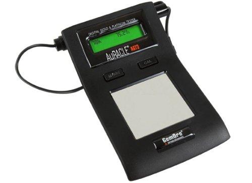 (GemOro AuRACLE AGT3 Gold (6-24K) & Platinum Tester Kit)