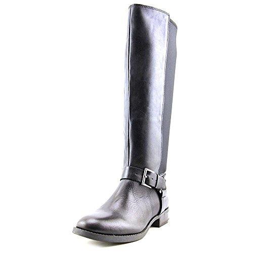 Arturo Chiang Filonna Women Leather Knee High Boot, Black...